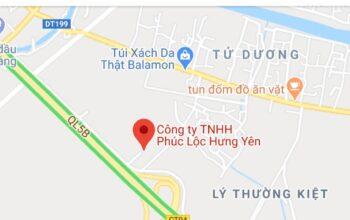 vị trí kho Hưng Yên