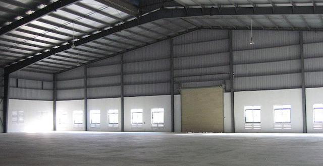 Chất lượng nhà xưởng cho thuê có kết cấu thép chắc chắn